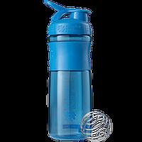 Шейкер Blender Bottle SportMixer, 820 мл (синий)