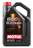 MOTUL 8100 Eco-clean+ SAE 5W30 (5L)