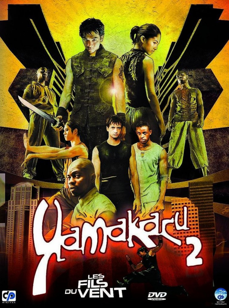 DVD-диск Ямакаси 2 (Франция, 2004)