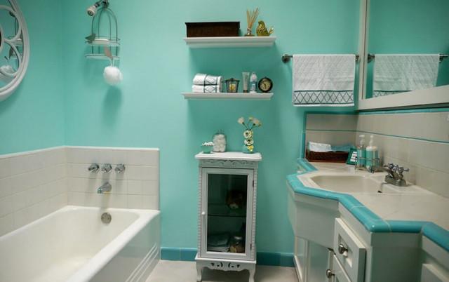 Краски для влажных помещений и кухонь