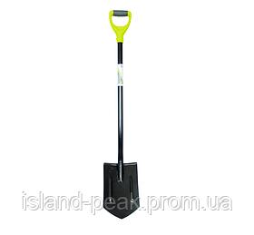 Лопата штыковая, металлическая 1170 мм - My Garden