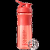 Шейкер Blender Bottle SportMixer, 820 мл (красный)
