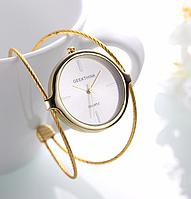 Стильные наручные часы-браслет женские код 286