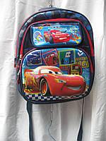 Рюкзак школьный ортопедический (28х38 см) Тачки оптом и в розницу 7 км
