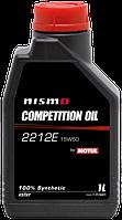 MOTUL Nismo Competition Oil 2212E SAE 15W50 (1L)