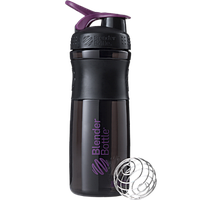 Шейкер Blender Bottle SportMixer, 820 мл (черный)