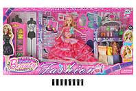 Кукла с аксессуарами и одеждой D77-1