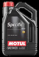 MOTUL Specific 948 B SAE 5W20 (5L)