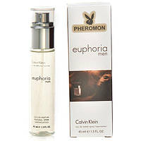 Мужской мини-парфюм с феромонами 45 мл Calvin Klein Euphoria Men
