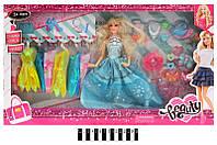 Кукла с аксессуарами и одеждой 655-ВС