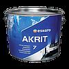 Краска Эскаро Акрит 7 моющаяся шелково-матовая для стен в ведрах по 9.5 литра