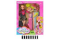 Кукла с аксессуарами и одеждой 907