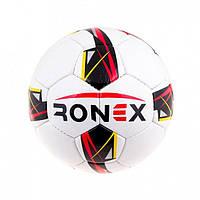 Мяч футбольный Ronex JM кр