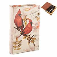 Книга-сейф «Птицы» (26*17*5 см)