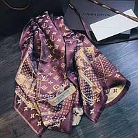 Палантин шарф Louis Vuitton (Луи Витон) калифорния