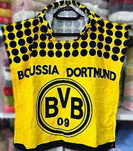 "Дитяче пляжне пончо ""Boussia Dortmund"""