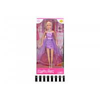 Кукла с аксессуарами и одеждой Defa Lusy 8354