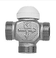 """Клапан трехходовой термостатический Herz CALIS-TS DN20 G1"""" (1776102)"""