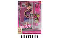 Кукла с аксессуарами и одеждой ZR568В