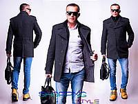Кашемировое мужское пальто. Отличное качество!