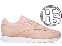 Женские кроссовки Reebok Classic Leather Rose NT BD1181