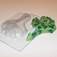 Пластиковая форма для мыла Самолет