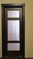 Межкомнатная дверь с порталом