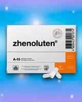 Женолутен (для комплексного восстановления функции женской репродуктивной системы) 60 капсул