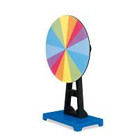 Цветной диск Ньютона с рукояткой