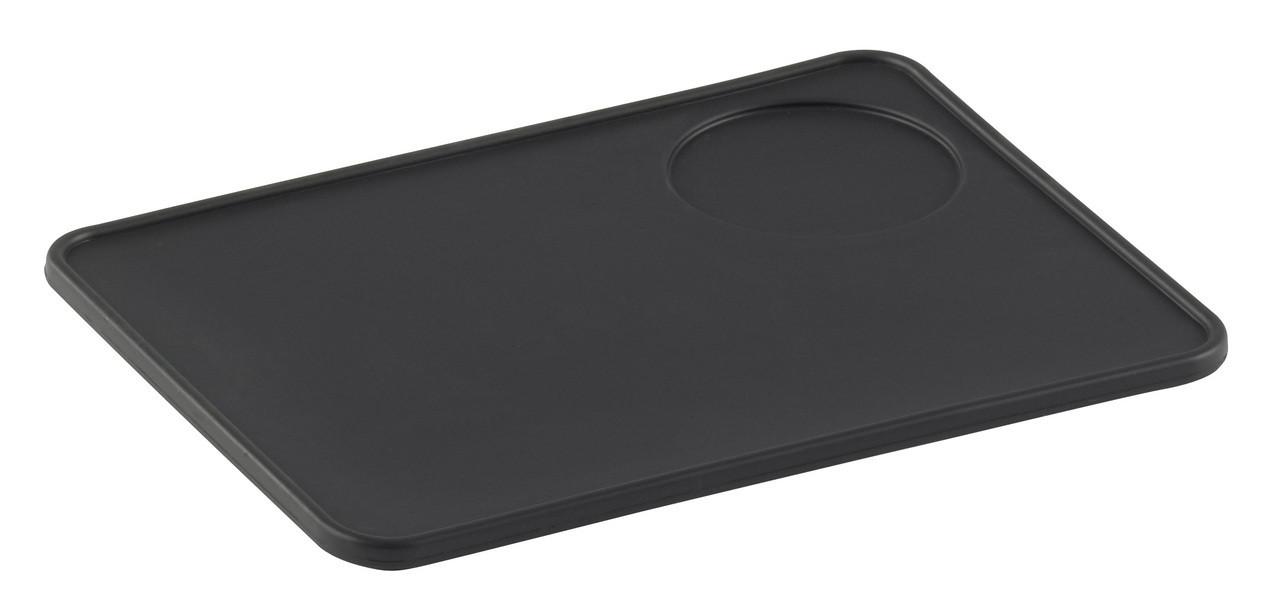 Коврик-мат силиконовый Joe Frex (S) для темпера, черный