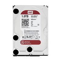 Винчестер* 1,0TB SATA Western Digital 3.5 5400rpm 6GB/S 64MB IntelliPower Red WD10EFRX
