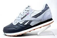 Мужские кроссовки Reebok Classic Leather PM, Gray