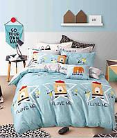 Подростковое постельное белье  Bella Villa B-0089 Sn