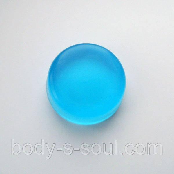 Пластиковая форма для мыла Круг большой D90 h30