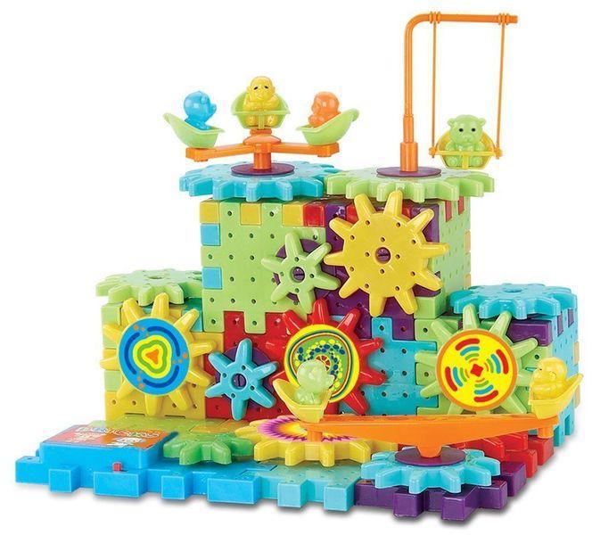 Детский конструктор Funny Bricks,Фанни Брикс (81 деталь) - конструктор для мальчиков