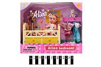 Кукла Aliee с аксессуарами и одеждой 262
