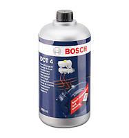 Тормозная жидкость DOT-4 1L Bosch