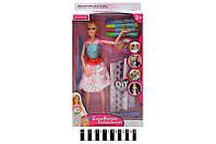Кукла с аксессуарами и одеждой 901