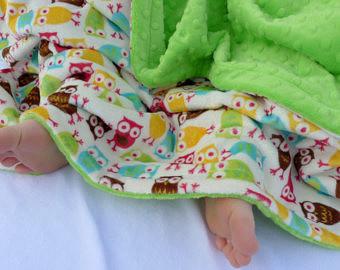 Пледы и подушки minky