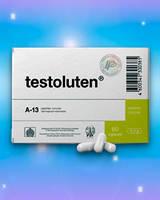 Тестолутен (повышают функциональную активность и усиливают подвижность сперматозоидов) 60 капсул