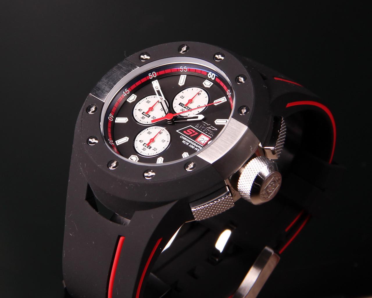 Мужские часы Invicta 22434 S1 Rally, цена 5 046 грн., купить в ... d34332a6997