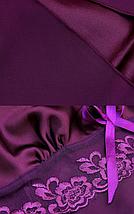 Шелковый пеньюар Monique, фото 2