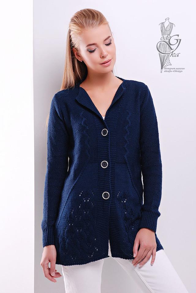 Фото Красивой женской кофты кардиган Данна-1