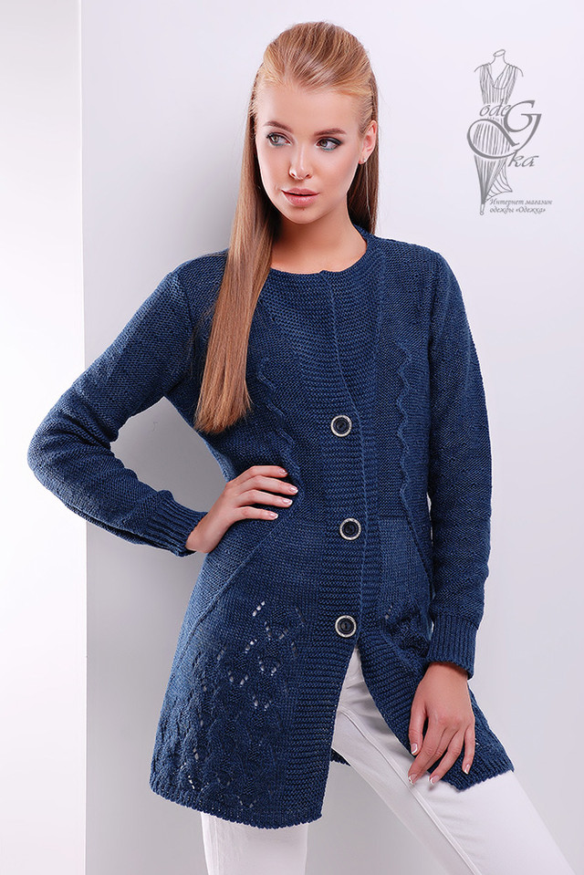 Фото Красивой женской кофты кардиган Данна-2