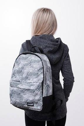 Рюкзак B1 FANS BW, фото 2
