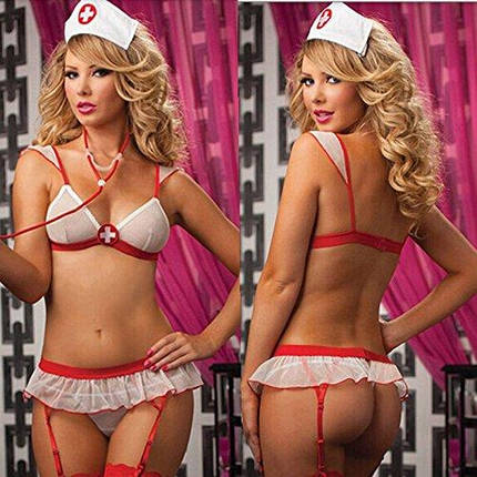 Костюм медсестры Amanda, фото 2