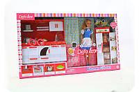 Кухня детская c куклой «kitchen Gift set» (свет) 8085, фото 1