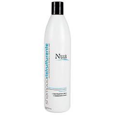 Nua — Восстанавливающий шампунь с экстрактом овса и семенами льна