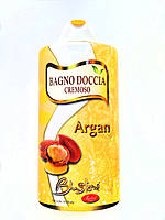 Гель-пена для душа Арган Bagno Doccia Argan 500ml