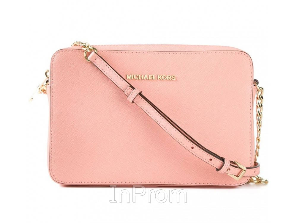 Сумка Michael Kors Jet Set Travel Light Pink